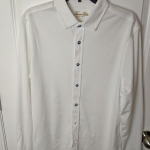 Casual Men Button Down Shirt